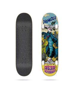 Cruzade Drunkzilla 8.25 Complete Skateboard