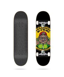 Cruzade Shut Up & Skate 8.125'' Complete Skateboard
