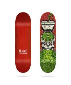Cruzade Skull Swirl 8.25'' Σανίδα Skateboard