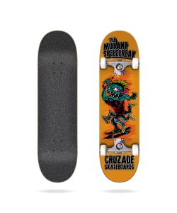 Cruzade The Mutant Speedfreak 8.0 Complete Skateboard