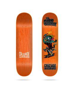 "Cruzade The Mutant Speedfreak 8.375"" Σανίδα Skateboard"