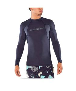 DAKINE HEAVY DUTY SNUG FIT LONG SLEEVE NIGHT SKY SURF SHIRT