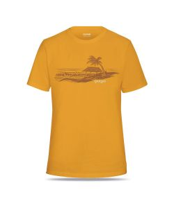 Dakine Oceanfront Golden Glow Αντρικό T-Shirt