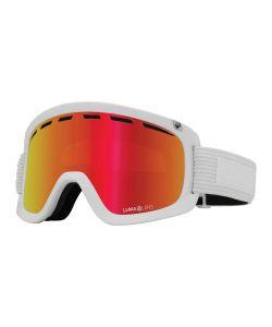 Dragon D1 OTG Corduroy w/Lumalens Red Ion + Bonus Lens Snow Goggle