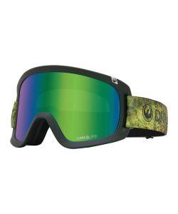 Dragon D1 OTG Terra Firma w/Lumalens Green Ion + Bonus Lens Snow Goggle