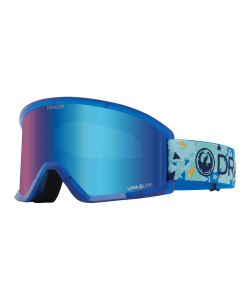 Dragon DX3 OTG Ionized Light Ice w/Lumalens Blue Ion Snow Goggle