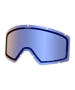 Dragon DX3 OTG Lumalens Flash Blue Replacment Lens