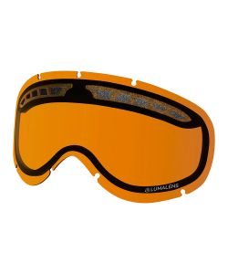 Dragon DXs Lumalens Amber Replacment Lens