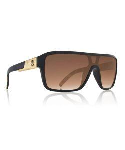 Dragon Remix Black Leopard Bronze Gradient Γυαλιά Ηλίου