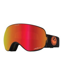 Dragon X2s Gigi Ruf Signature w/Lumalens Red Ion + Bonus Lens Snow Goggle