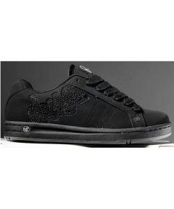 DVS Accomplice Ho Black Nubuck Women's Shoes