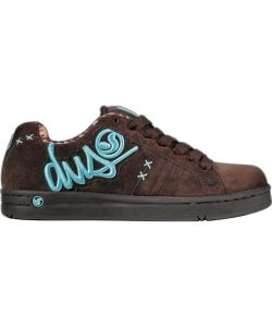 DVS Accomplice Ho Chocolate Suede Women's Shoes