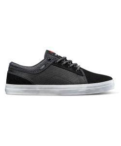 DVS Aversa+ Black Suede Mcclain Men's Shoes