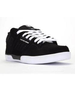 DVS Comanche 2.0+ Black White Nubuck Ανδρικά Παπούτσια