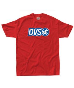 DVS Core 2 Mb Red Ανδρικό T-Shirt
