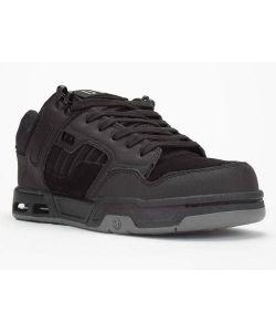 DVS Enduro Heir Black Black Leather Men's Shoes