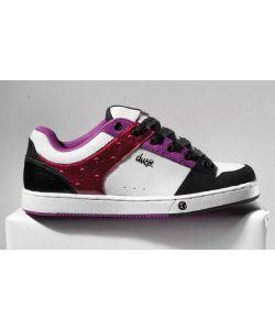 DVS Gracie White Pink Ostri Women's Shoes