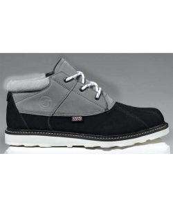 DVS Hawthorne Grey Black Nubuck Ανδρικά Παπούτσια