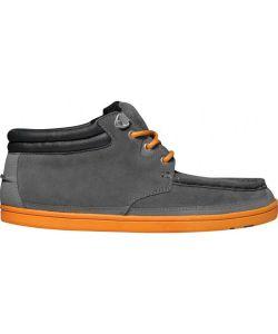 DVS Hunt Snow Grey Suede Ανδρικά Παπούτσια