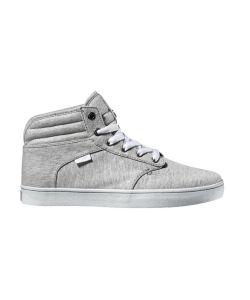 DVS Knox Heather Grey Knit Women's Shoes