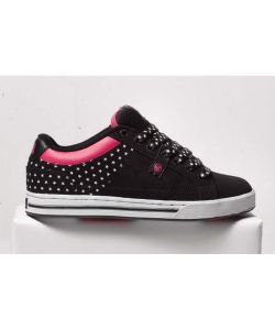 DVS Monument Black Star Nubuck Women's Shoes