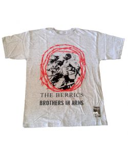 DVS Original Intent Comrades Heather Grey Men's T-Shirt