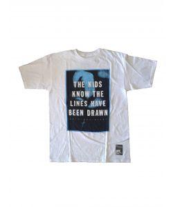 DVS Original Intent Frances White Ανδρικό T-Shirt