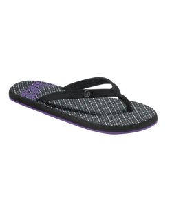 DVS Peso Deluxe Black Polka Women's Sandals