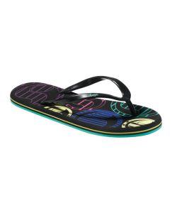 DVS Peso Graph Black Bubbles Women's Sandals