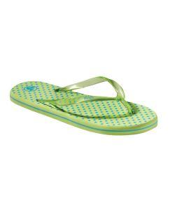 DVS Peso Graph Lime Star Women's Sandals
