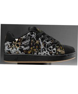 DVS Revival Snow Black Nubuck Γυναικεία Παπούτσια