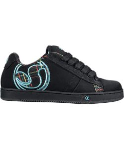 DVS Vendetta Black Nubuck Women's Shoes