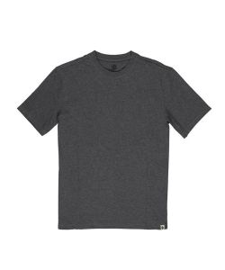 Element Basic Crew Charcoal Heather Men's T-Shirt