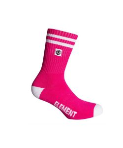 Element Clearsight Fushia Red Socks