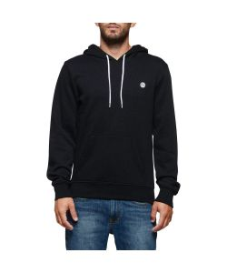 Element Cornell Flint Black Men's Hoodie