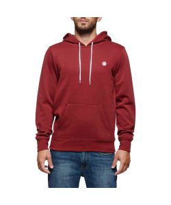 Element Cornell Oxblood Red Men's Hoodie