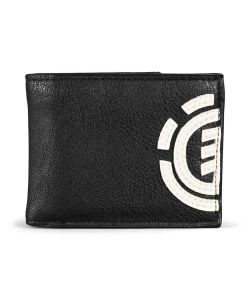 Element Daily Flint Black Wallet