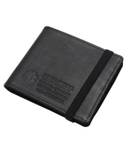 Element Endure L. II Black Wallet