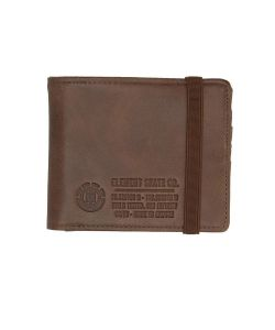 Element Endure L. II Brown Wallet