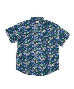 Element Glastonbury Green Garden Men's Shirt