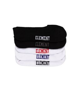 Element Low-Rise Multicolor Socks