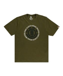 Element Seal Army Men's T-Shirt