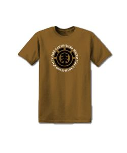 Element Seal Gold Brown Men's T-Shirt