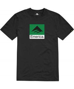 Emerica Classic Combo Black Men's T-Shirt