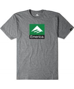 Emerica Classic Combo Grey Heather Ανδρικό T-Shirt