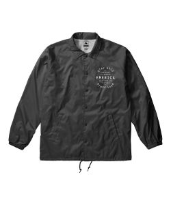 Emerica Destined Coaches Jacket Black