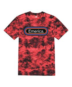 EMERICA FM RED T-SHIRT