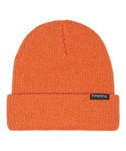 Emerica Logo Clamp Orange Beanie