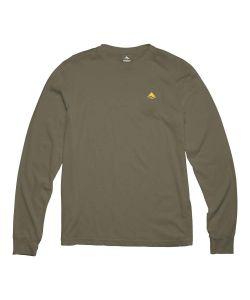 Emerica Mini Triangle Military Men's Long Sleeve T-Shirt