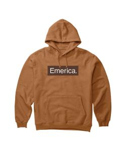 Emerica Pure Bar Brown Men's Hoodie